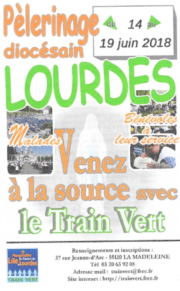 Calendrier Des Pelerinages Lourdes 2019.Pelerinage Diocesain 20 25 Juin 2019 Lourdes Venez A La