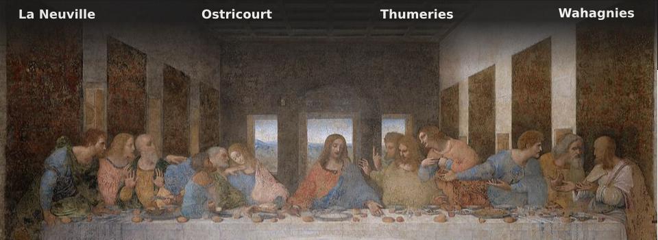 Saints Apôtres en Pévèle